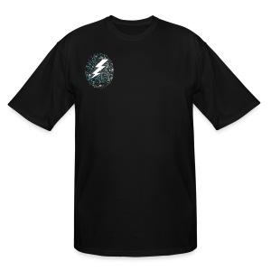 RC logo - Men's Tall T-Shirt