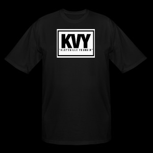 Klotzville Youngin Box Logo - Men's Tall T-Shirt
