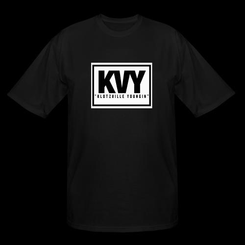 Klotzville Youngin Box Logo - Men's Tall T-Shirt