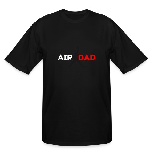 AirDad Brand - Men's Tall T-Shirt