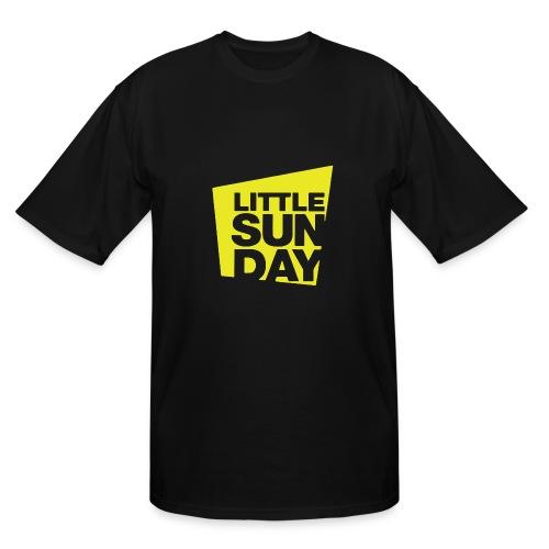 littleSUNDAY Official Logo - Men's Tall T-Shirt