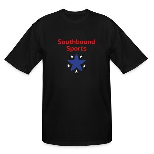 Southbound Sports Stars Logo - Men's Tall T-Shirt