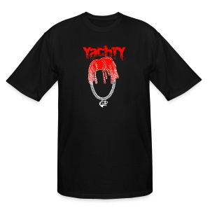 Lil Yachty Tiger Chain - Men's Tall T-Shirt
