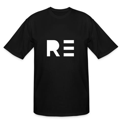 RE Logo - Men's Tall T-Shirt