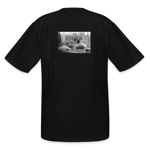 John Lennon T-Shirt - Men's Tall T-Shirt