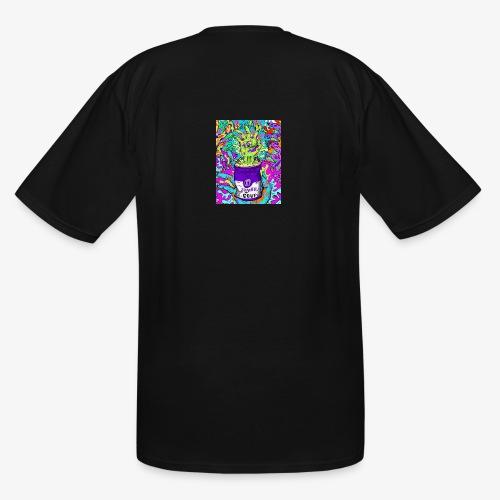 Campbells Zombie Soup - Men's Tall T-Shirt