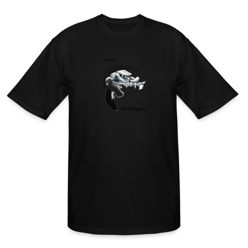 Lou Kelly - Hooligans Album Cover - Men's Tall T-Shirt