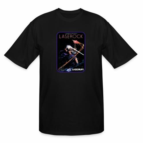 Laserium Design 002 - Men's Tall T-Shirt