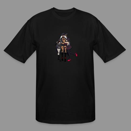 Goth Dolls - Men's Tall T-Shirt