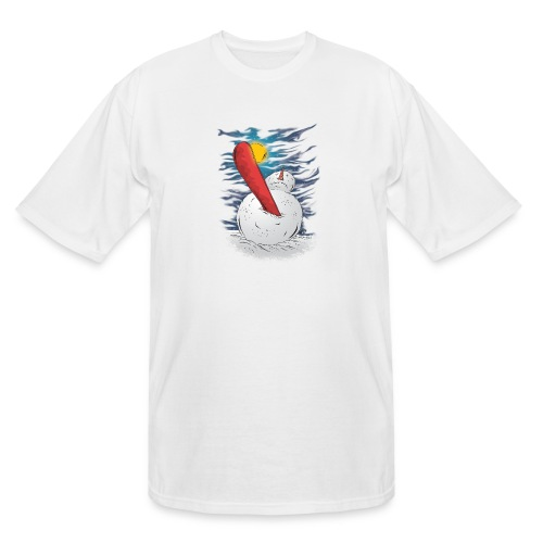 the accident - Men's Tall T-Shirt