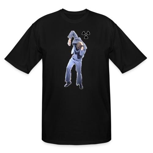 CHERNOBYL CHILD DANCE! - Men's Tall T-Shirt