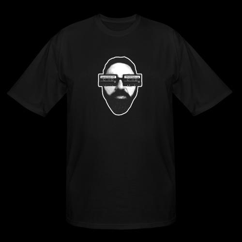 Spaceboy Music RetroVision - Men's Tall T-Shirt