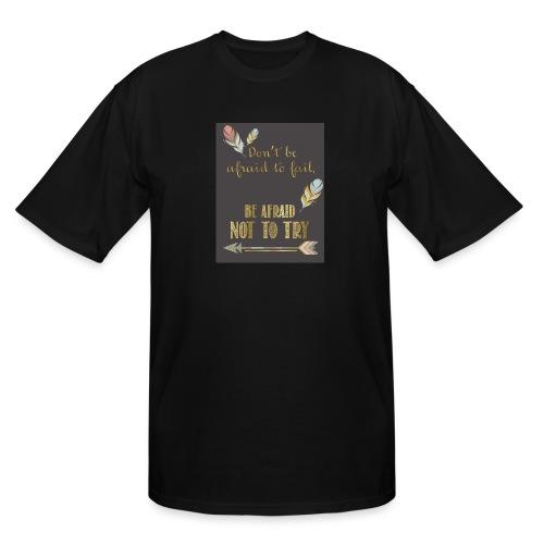 Follow dreams - Men's Tall T-Shirt