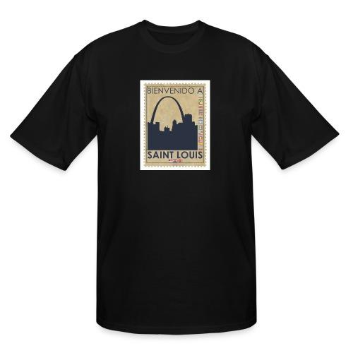 Bienvenido A Saint Louis - Men's Tall T-Shirt