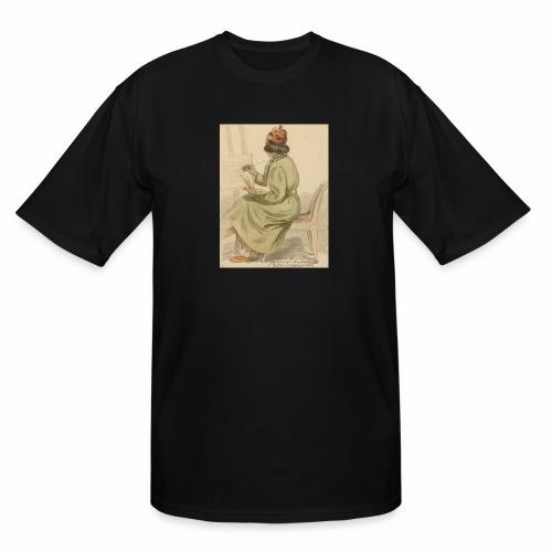 rs portrait sp 02 - Men's Tall T-Shirt