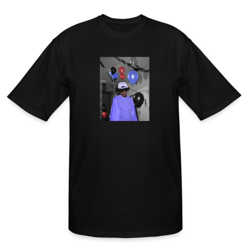 bruise - Men's Tall T-Shirt