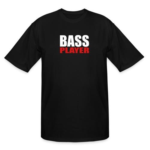Bass Player - Men's Tall T-Shirt
