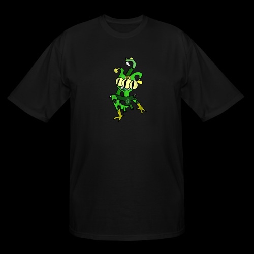 Three-Eyed Alien - Men's Tall T-Shirt