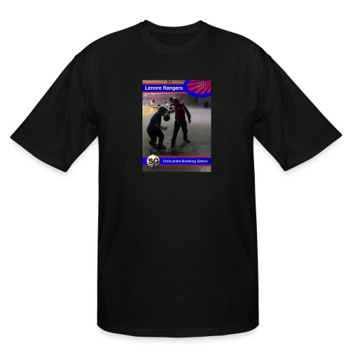 Basketball merch - Men's Tall T-Shirt