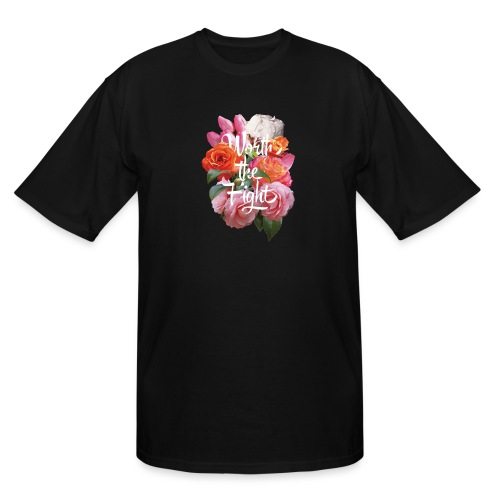 worth the fight - Men's Tall T-Shirt
