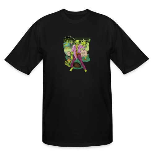 Zombies! - Men's Tall T-Shirt