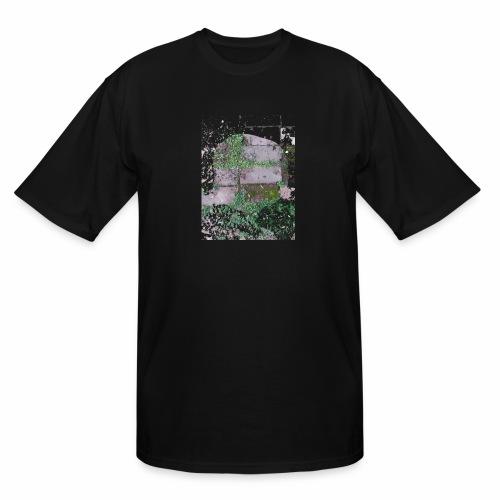 Bricks and nature - Men's Tall T-Shirt