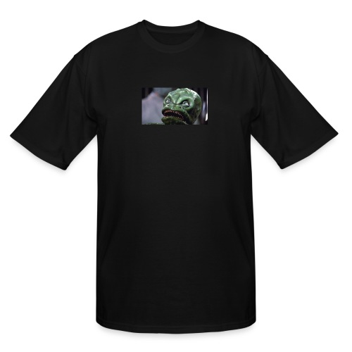 Lizard baby from Z - Men's Tall T-Shirt