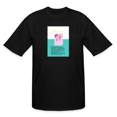 Support.SpreadLove - Men's Tall T-Shirt