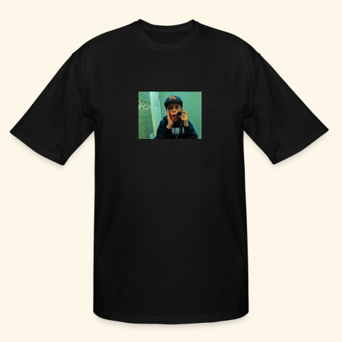 Pj Vlogz Merch - Men's Tall T-Shirt