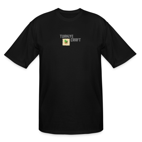 TurkiyeCraft Logo - Men's Tall T-Shirt