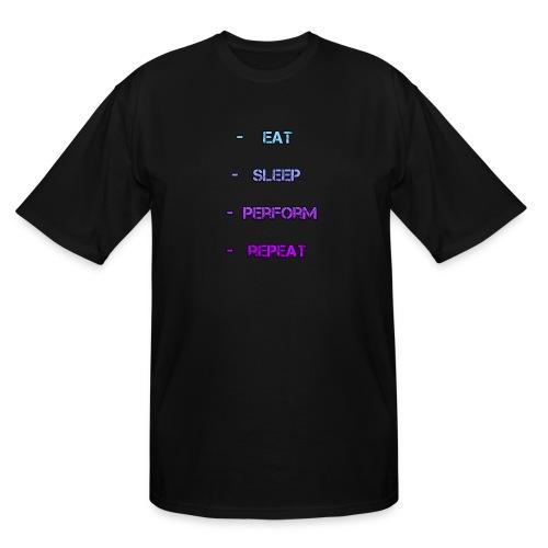 littlelaurzs productions T-shirt - Men's Tall T-Shirt