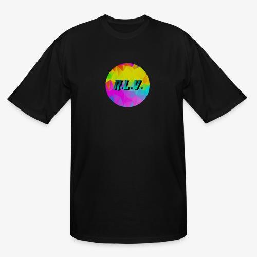 River LaCivita Vlogs - Men's Tall T-Shirt