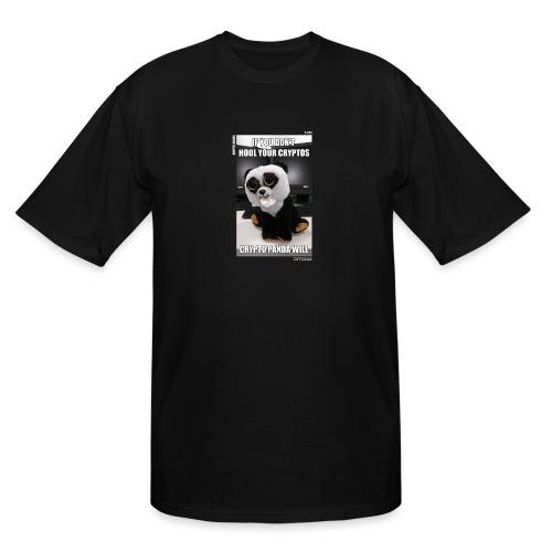 If Don't HODL Your Cryptos... - Men's Tall T-Shirt