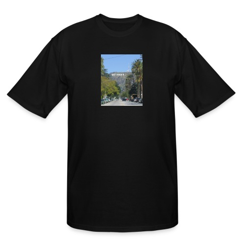 RockoWood Sign - Men's Tall T-Shirt