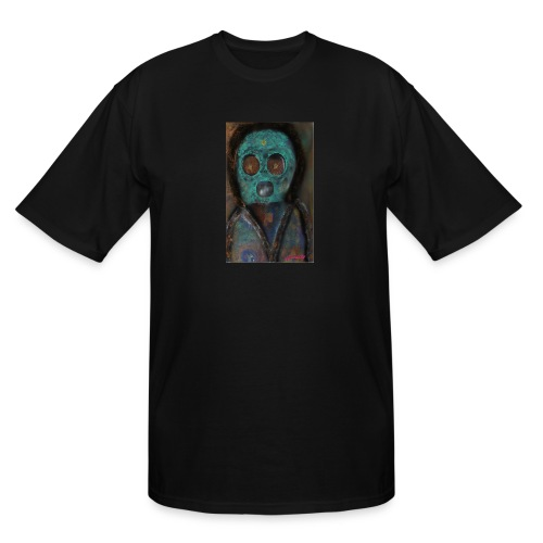 The galactic space monkey - Men's Tall T-Shirt