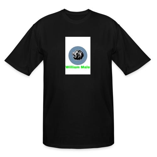 William Male - Men's Tall T-Shirt