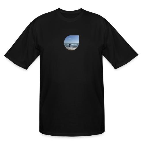 Floating sand - Men's Tall T-Shirt