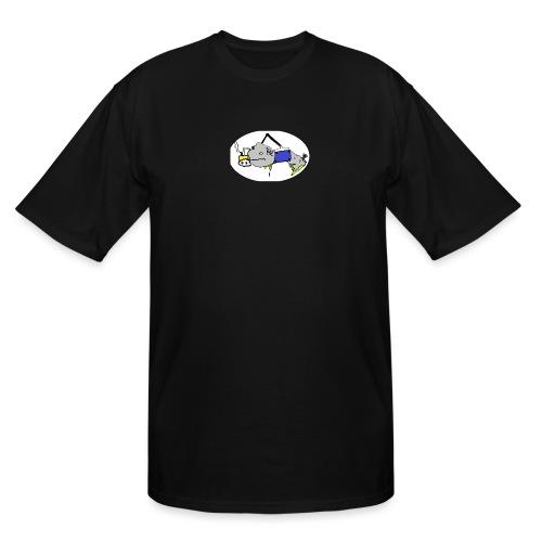 beached - Men's Tall T-Shirt