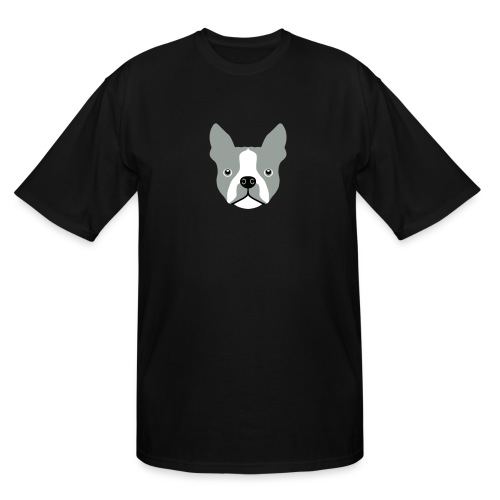 Boston Terrier - Men's Tall T-Shirt