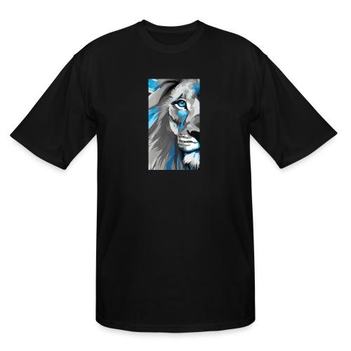 Blue lion king - Men's Tall T-Shirt