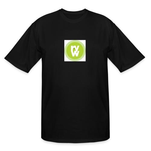 Recover Your Warrior Merch! Walk the talk! - Men's Tall T-Shirt