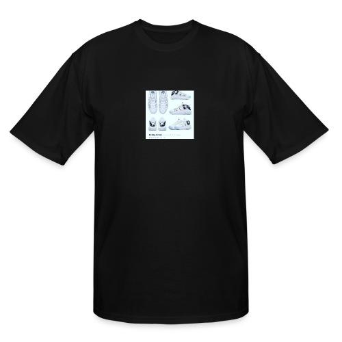04EB9DA8 A61B 460B 8B95 9883E23C654F - Men's Tall T-Shirt