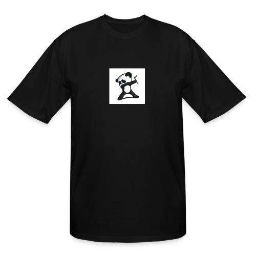 Panda DaB - Men's Tall T-Shirt