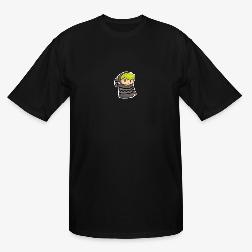 LJack Avatar - Men's Tall T-Shirt