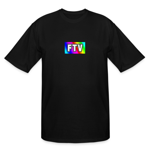 Rainbow FTV - Men's Tall T-Shirt