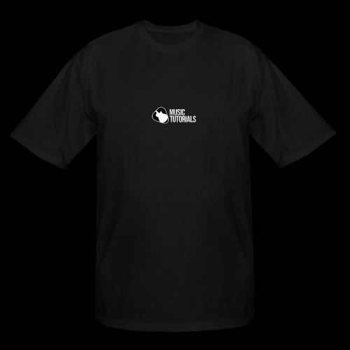 Music Tutorials Logo - Men's Tall T-Shirt