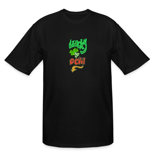 Lucky devil - Men's Tall T-Shirt