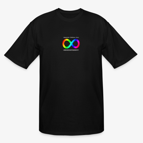 Embrace Neurodiversity - Men's Tall T-Shirt