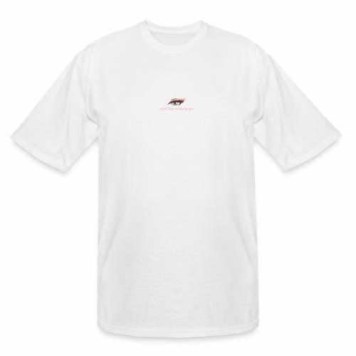 thick thighs & pretty eyes - Men's Tall T-Shirt