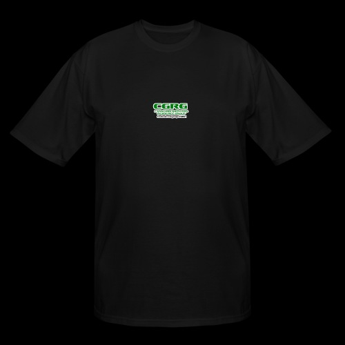 OLD CGRG LOGO - Men's Tall T-Shirt